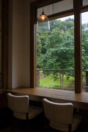 BUONOUNO窓から見える景色
