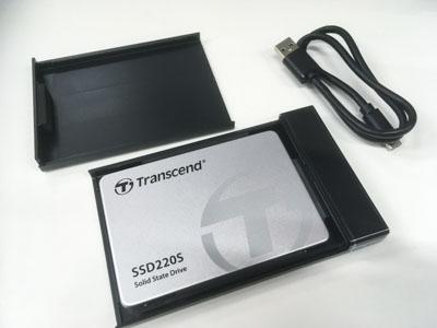 SSDと合体