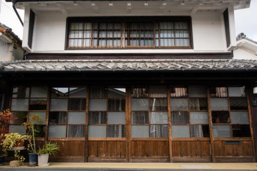 篠山にある不思議な窓