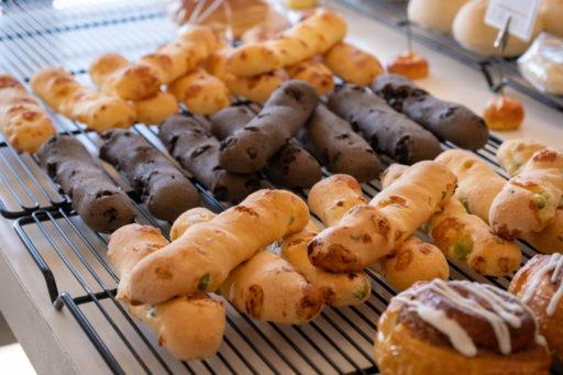 可愛いパンがたくさんのメカラウロコパンヤ