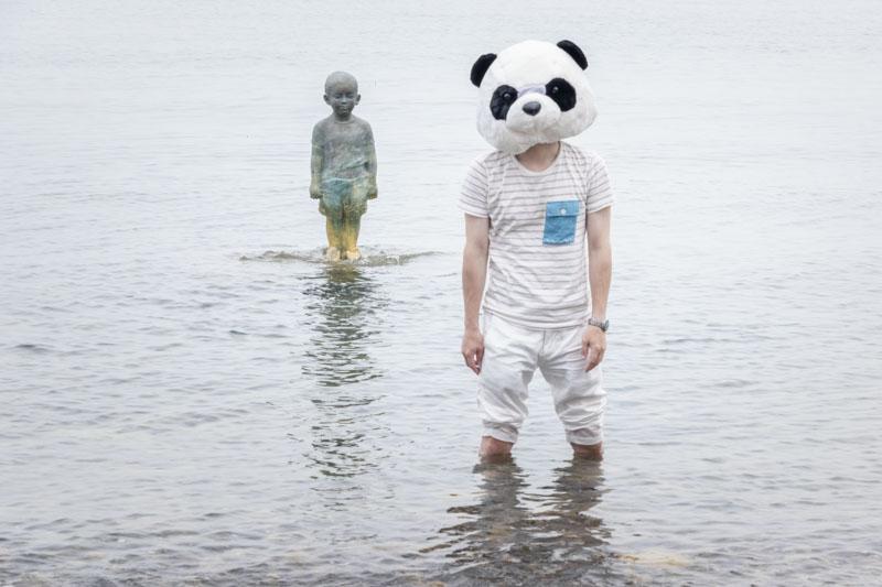 ぱんだりと小豆島