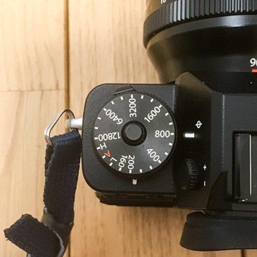 X-T4ブラック