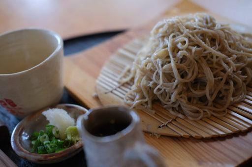 木楽の蕎麦